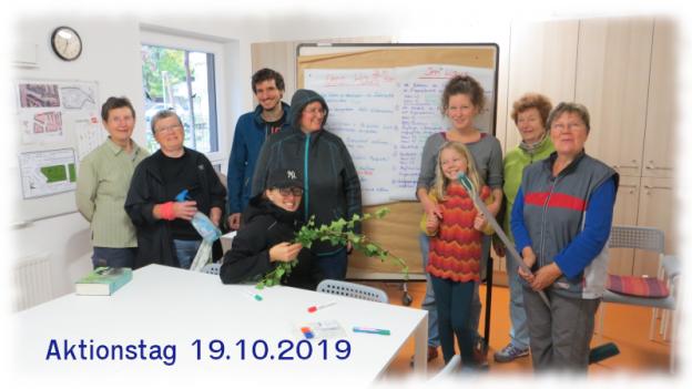Aktionstag von andersWOHNEN-2010 Herbst 2019