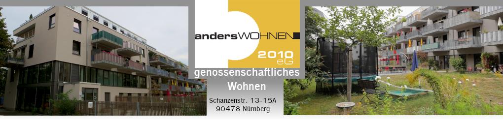 andersWOHNEN-2010 eG Nürnberg